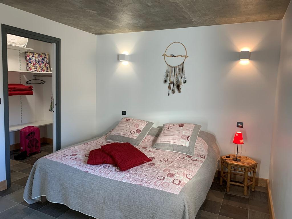 Chambre avec lit king size ou 2 x 90 x 200